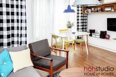 Salon styl Nowoczesny - zdjęcie od HoH studio - Salon - Styl Nowoczesny - HoH studio