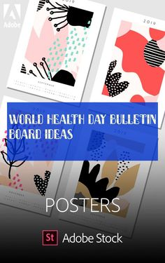 World Health Day Bulletin Board Ideas Weltgesundheitstag Pinnwand Ideen - Chia Recipes Ideas Chia Recipe, World Health Day, Different Cakes, Cake Images, Make A Person, Treat Yourself, How To Make Cake, Bulletin Boards, Health And Wellness