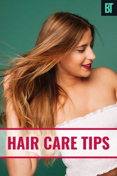 Essential hair care tips and tricks for healthy and beautiful hair. How to change your routine to fix damaged hair and tips for healthy hair growth; but also your hair coloring guides, so you know which dye to choose for the color you want! #haircare #haircaretips #haircoloring #healthyhair