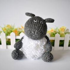 Loopy Sheep Knitting
