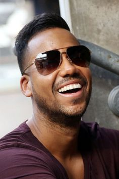 Recording artist Romeo Santos is the featured guest at the On Field Ceremony at Yankee Stadium on July 1 2014 in New York City