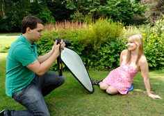 Check out our top tips and tricks for using a reflector, including how to make your own!