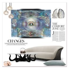 """""""The comfort zone"""" by zabead ❤ liked on Polyvore featuring interior, interiors, interior design, home, home decor, interior decorating, Home and homeset"""