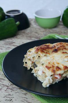 Lasagne di verdure e pecorino | I pasticci di mamma Alex