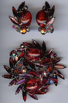 1950's Vintage Costume Jewelry