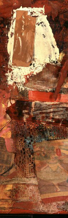 Untitled by Robert Rauschenberg. (Detail)