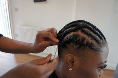 Installing Hair Is Our Passion! The Fact That It Only Takes From Start To Finish Is Why Crochet Is Our Preferred Style. was used to achieve this look, we used our Senegal Twist in colour Hair Pack, Twist Hairstyles, Crochet Hair Styles, Protective Styles, Burgundy, Hair Beauty, Dreadlocks, Passion, Colour