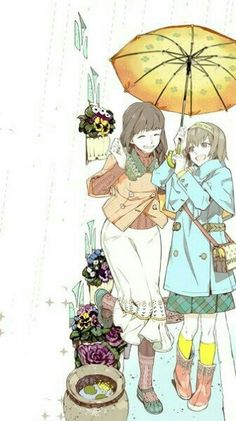 Fueguchi Ryouko & Fueguchi Hinami | Mother and Daughter Ghouls | Toukyou Kushu