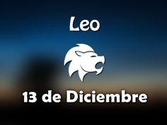 Horóscopo de Hoy: Leo 13 de Diciembre, 2014