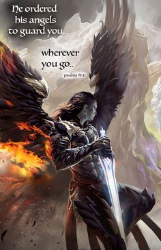 Guard Angel Fantasy Scripture