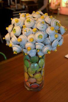 Spray Paint Bouquet ;-)