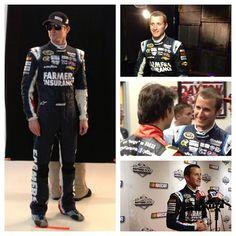 5 Kasey Kahne #MediaDay #NASCAR