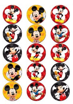 Mickey Mouse E Amigos, Mickey E Minnie Mouse, Theme Mickey, Fiesta Mickey Mouse, Mickey Mouse Clubhouse Birthday, Mickey Mouse Parties, Mickey Party, Mickey Mouse And Friends, Mickey Mouse Birthday