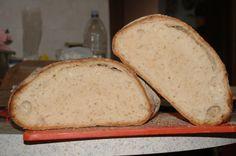 A slice of home made bread..... wawwwww!!