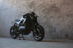 "BMW K100 Cafe Racer ""Manta"" Cafe Twin  motorcycles  caferacer  motos   f75f55caf7"