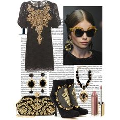 """"""".rococo love."""" by sh0shan on Polyvore"""