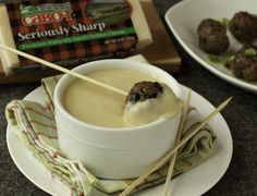 """Cooking up a savory snack thats also pretty filling might seem like a real challenge, but there are actually plenty of tasty recipes out there that are also rather hearty. For instance, this beer cheese dip recipe is surprisingly simple to make and its packed with tons of delicious cheese and meatballs too. This particular recipe makes roughly two-dozen meatballs and one and a half cups of cheese """"dunk."""" Consider making this recipe for game day, or you can also bring it along to a family ..."""