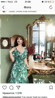 There's nothing quite like a Bombshell dress to make you look and feel amazing! This Spring Summer sees our most exciting dresses ever. Casino Dress, Casino Outfit, I Dress, Party Dress, Idda Van Munster, Blue Hibiscus, Easy To Love, Dita Von Teese, Palm Print