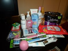Endometriosis laparoscopy surgery packing list, plus lots of other great posts with tips to read