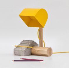 thinkk studio: const lamp.