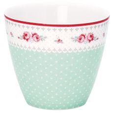 GreenGate Latte Cup Sandy mint