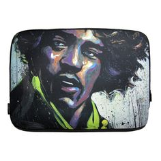 @ShopAndThinkBig.com - The David Garibaldi - Hues Of Hendrix Zippered Neoprene 10 Netbook/tablet Sleeve Is Made Of Neoprene Material That Stretches To Wrap Your Device Securely. The Soft, Micro-Fiber Interior Can Be Used To Clean The Screens. Perfect For Up To 10 Netbooks And Tablets, The Sleeve's Design Harnesses The Energetic Artwork Of Former Dj, Break Dancer… http://www.shopandthinkbig.com/david-garibaldi-hues-of-hendrix-zippered-neoprene-10-netbooktablet-sleeve-garibaldi-p-1886.html