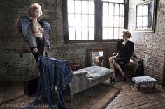 """Duality"" Fashion Editorial by Lindsay Adler"