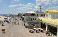 counting down the days!! Boardwalk at Point Pleasant Beach NJ #ridecolorfully