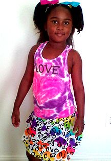 Pretty's Mart Tie-Dyed Dresses (TX Store!)  Check it out! Like what you see? ** Follow me on www.MommasBacon.com **