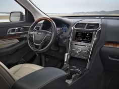 2017 Ford Explorer - Interior