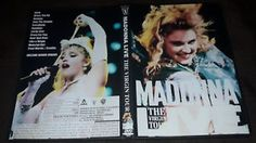 a madonna live the virgin tour 1985 dvd special fan edition