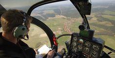 20 Min. Heli selber fliegen Lauterbach #Hubschrauber #Geschenk #Helikopter
