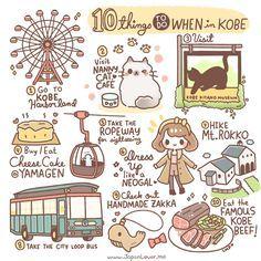 10 cose da fare a Kobe