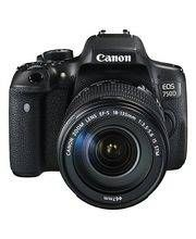 Canon EOS 750D + EF-S 18-135mm digitaalinen kamera