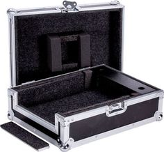 Fly Drive Case For Pioneer CDJ1000, CDJ800, Denon DN-S3500, DN-S3700, And All Other Large Format CD / Digital Turntables.