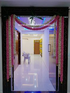 House Warming Ceremony, Function Hall, Marriage Decoration, Watch This Space, Eco Friendly House, Housewarming Party, Home Look, Mehendi, Event Decor