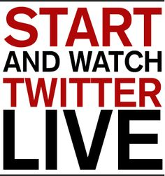 Herramientas para proyectar tweets de un hashtag en un evento