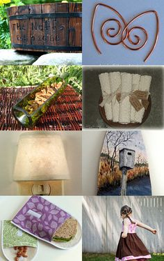 Gifts From The Earth by Kelly Hoyt on Etsy--Pinned+with+TreasuryPin.com