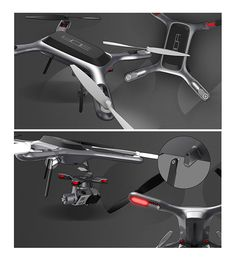 3DR Solo Drone on Industrial Design Served