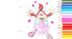 akvarelové pastelky - vodou rozmývatelné Princess Peach, Fictional Characters, Art, Art Background, Kunst, Performing Arts, Fantasy Characters, Art Education Resources, Artworks
