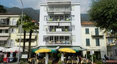 Al Pozz Locarno Situated right at the lake promenade, only a few steps from the ship mooring and Locarno's Piazza Grande, the Al Pozz hotel offers you superb views of Lake Maggiore.  The chef creates delicious dishes of the Ticino and Italian cuisine.