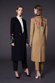 Temperley London Autumn/Winter 2017 Pre-Fall Collection | British Vogue