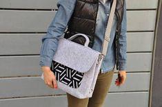 MESSENGER BAG, Laptop bag, Laptop backpack, Felt laptop sleeve, Shoulder bag, Crossbody bag, Macbook pro 15, Laptop bag 15 inch, Laptop case  #fashion #fashionblogger #bags #boho #bohostyle #tote #totebag #style #styleblogger #fashionista #vegan #messengerbag