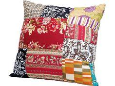 Poduszka dekoracyjna Patchwork II (1)