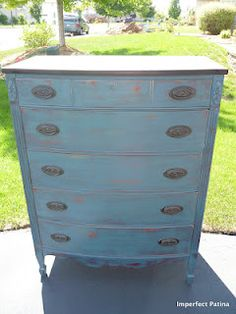 Another Dresser- Imperfect Patina