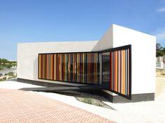 Sales and management office for Sol de Rojales housing development  / Esculpir el Aire, 2008 -  Arquitectos: José Ángel Ruiz Cáceres, Esculpir el Aire S.L.P.