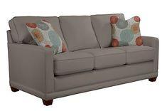 My new sofa - lazyboy Kennedy, color is chinchilla