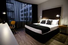 Ovolo Laneways Melbourne Located in the heart of Melbourne's restaurant and theatre district on Little Bourke Street, Ovolo Laneways offers original artworks, luxurious bathrooms, quality furnishings and free high-speed wireless internet.
