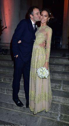 Jemima Jones.. Valentino gown..... - Celebrity Fashion Trends