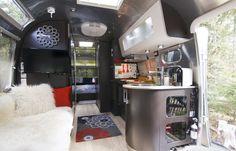 modern travel trailer - Buscar con Google